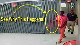 Sandra Bland Walks Past Jail Cell EXPLAINED FULL Hallway Video Waller County Judge