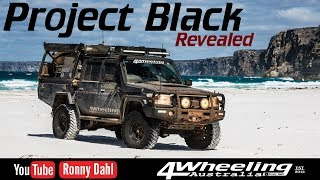 Project Black revealed, Landcruiser stage 7