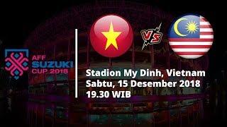 Live Streaming Final Leg 2 Piala AFF 2018, Vietnam Vs Malaysia Pukul 19.30 WIB