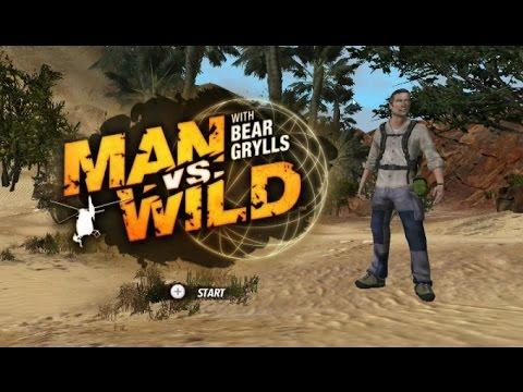 Man vs. Wild Wii