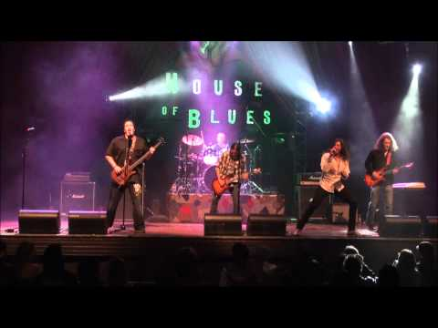 Paint it Black and The Storm - D'VIR Live at The House of Blues - Part 2