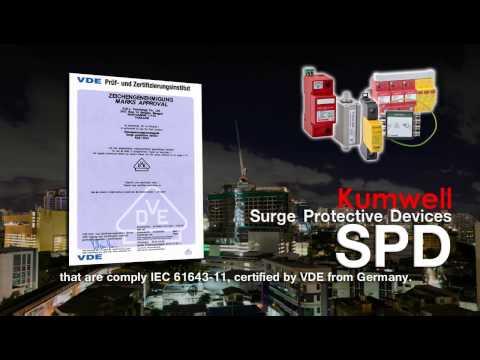 Kumwell : Surge Protective Device