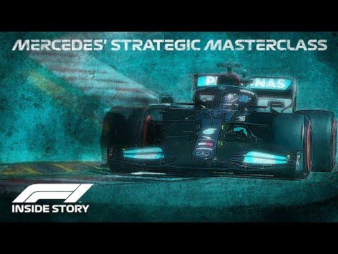 INSIDE STORY: Mercedes' Strategic Masterclass   2021 Spanish Grand Prix