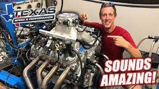 The Dale Truck's NEW Engine is UNREAL! Let's Dyno This BEAST!
