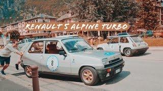 Des soucis avec la Renault 5 Alpine Turbo?! VLoG 15