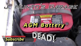 REVIVE AN OPTIMA BATTERY?