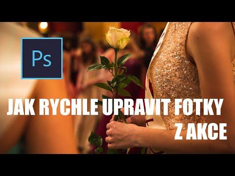 JAK RYCHLE UPRAVIT FOTKY ve Photoshopu pro začátečníky? - Diviška