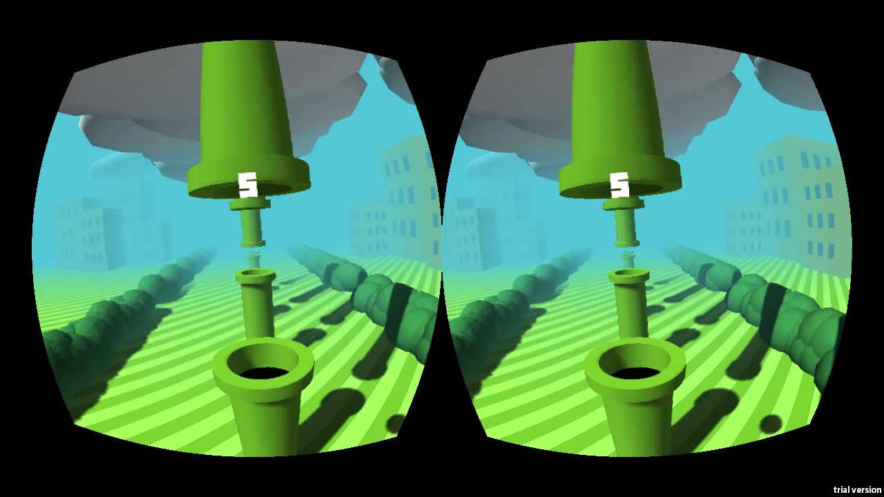 Flappy3D: The Australian-Made First-Person Flappy Bird For The Oculus Rift