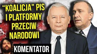 Koalicja PIS i Platformy Obywatelskiej Przeciw Polakom pod Pozorem Walki z Plagą