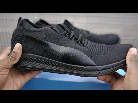 Puma Ignite Proknit Review & On Feet (Triple Black)