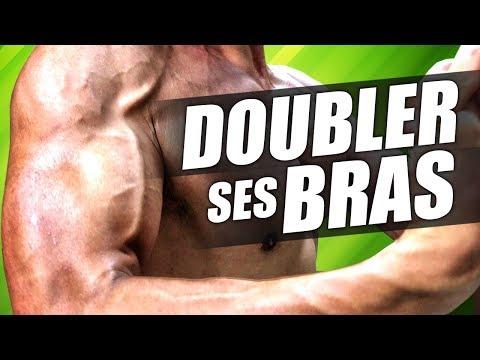 Quest nuisible à la croissance des muscles