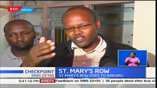Chaos erupted in St. Mary's mission hospital in Gilgil due to ownership row