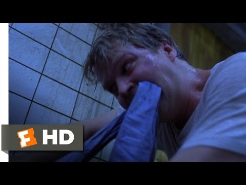 Saw (9/11) Movie CLIP - Lawrence Saws Off His Foot (2004) HD