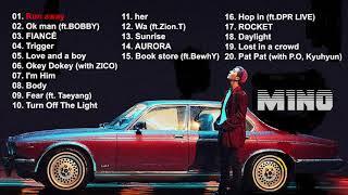 M I N O 송민호 Best Songs Playlist Vol.1 | 宋旻浩精選合集歌單