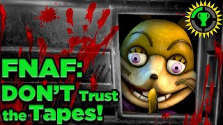 Game Theory: FNAF, You Were Meant To Lose (FNAF VR Help Wanted)