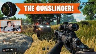THE GUNSLINGER!   Black Ops 4 Blackout   PS4 Pro