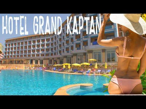 Hotel Grand Kaptan - Alanya / Antalya