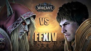 Final Fantasy XIV Vs World Of Warcraft - 2020 Edition