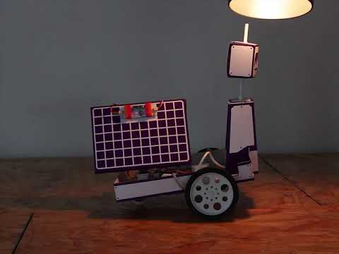 Space Rover Inventor Kit Solar Seeker Intro