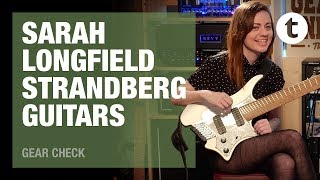 #TGU18 | Everything About Strandberg Guitars Ft. Sarah Longfield | Thomann