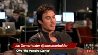 Huffingpost Live Interview (2013)