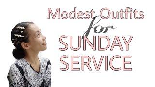 Apostolic Modest Lookbook | MODEST OOTD