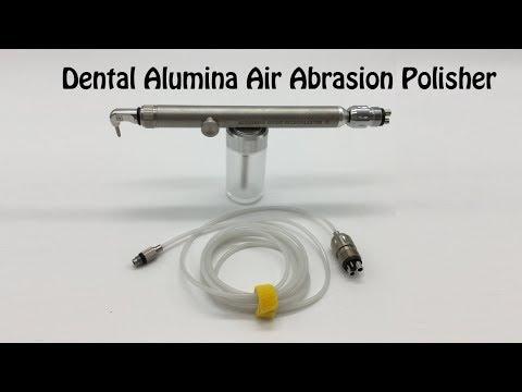 4 Hole Dental Alumina Air Abrasion Polisher