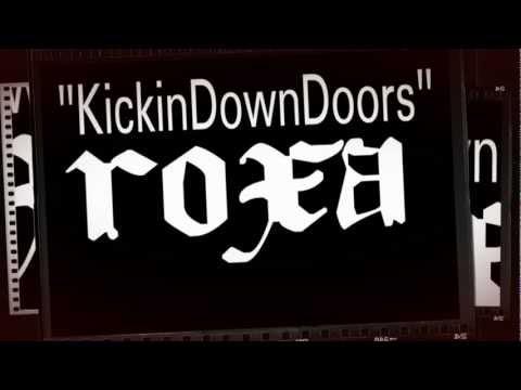 Roxa ~ Kickin' Down Doors - Prod. By 2Deep