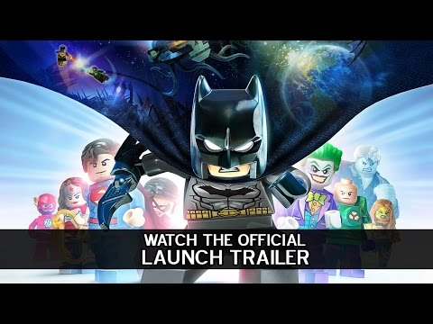 LEGO Batman 3: Beyond Gotham Official Launch Trailer thumbnail