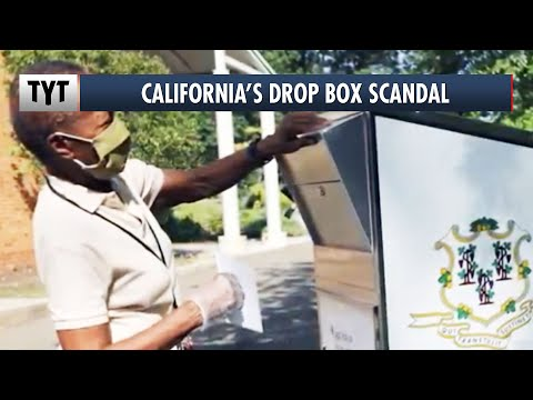 Why Is California Not Prosecuting GOP For Fake Ballot Boxes?