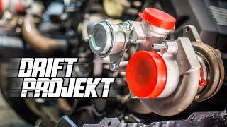 Drift Projekt - BMW e46 #8 - Turbo