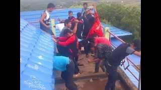 preview picture of video 'harlem shake brahma comunity di gunung khyangan pelaihari'