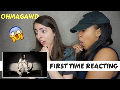 Billie Eilish - Bury A Friend (REACTION)