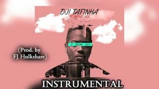 Dji Tafinha Ft Hodiaz Gfx   É MEMO NÓS (Instrumental Remake)