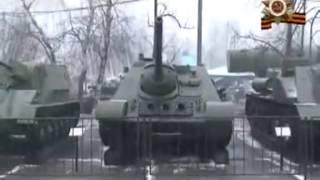 Все советские ПТ-САУ Великой Отечественной Войны