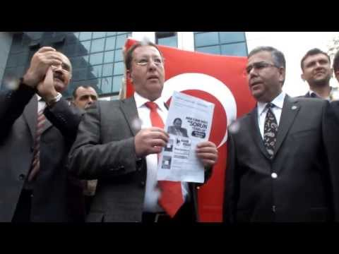 NİĞDE TÜRK EĞİTİM-SEN AKİL İNSANLAR PROTESTOSU
