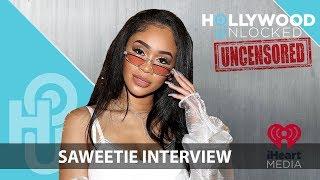 Saweetie talks Music, Plastic Surgery & Quavo on Hollywood Unlocked [UNCENSORED]