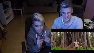 Video reacción a nuestro videoclip Jumanji - Adexe & Nau