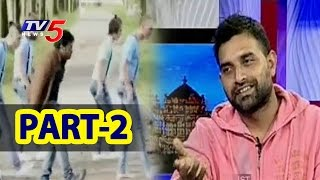Johnny Master Shares Khaidhi No150 Experiences With Chiranjeevi  Pravasa Bharat 2  TV5 News