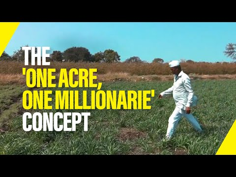 , title : 'The 'One Acre, One Millionaire' Concept Turns Into Reality For Maharashtra Farmers | Art Of Living
