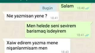 Chox Tesir etddi Mene Baxmaqa Deyer (Whatsapp Status 2018)