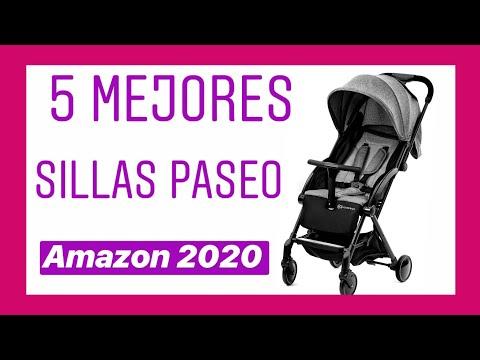 👶🏻 TOP 5 ▶mejores CARRITOS SILLAS DE PASEO LIGERAS para TU bebé🍼, CARROS BEBÉ 🔝 AMAZON 2020. Review