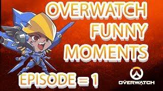 Overwatch w/ friends! (Fake yt channels FTW)