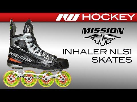 Mission Inhaler NLS1 Skate Review