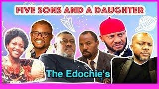 6 Children Of Pete Edochie Their Occupation & Marital Status