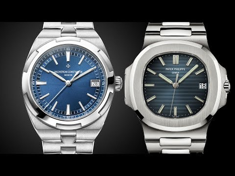 Is the Vacheron Constantin Overseas Better Than the Patek Philippe Nautilus? | ASKTNH LIVE