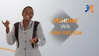 shabiki Jackpot Mbao 026 Winner - Naomi Mugure - shabiki com