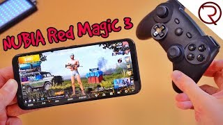 ZTE nubia Red Magic 3 Gaming Test - PUBG, Fortnite, GTA, Asphalt 9