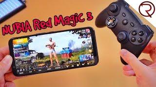 ZTE nubia Red Magic 3 Gaming Test - PUBG, Fortnite, GTA, Asphalt 9