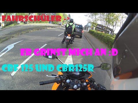 FAHRSCHULE hinterherfahren + Fahrprüfung Tipps #motovlog Teil 2